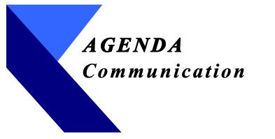 Agenda Communication - Workshops - SMART Goal-Setting